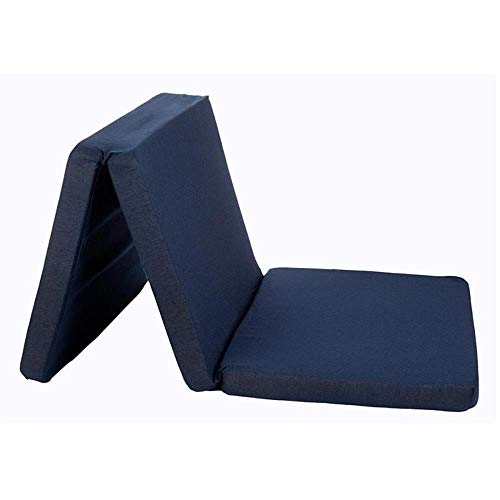 Altabebe AL5000 Reisebettmatratze, 120 x 60 x 4,5 cm, Blau